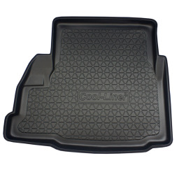 BMW 3 Series (E46) 1998-2005 4d trunk mat anti slip PE/TPE (BMW33STM)