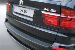 BMW X5 (E70) 2007-2013 rear bumper protector ABS (BMW3X5BP)