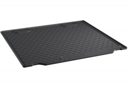 BMW 5 Series Touring (F11) 2010-2017 wagon Gledring trunk mat anti-slip Rubbasol rubber (BMW45STR) (1)