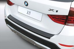 BMW X1 (E84) 2012-2015 rear bumper protector ABS (BMW4X1BP)