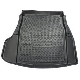 BMW 5 Series (E60) 2003-2010 4d trunk mat anti slip PE/TPE (BMW55STM)