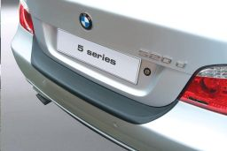 BMW 5 Series (E60) 2003-2010 4-door saloon rear bumper protector ABS (BMW65SBP)