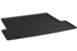 BMW 3 series Touring (E91) 2005-2012 wagon Gledring trunk mat anti-slip Rubbasol rubber (BMW73STR) (1)