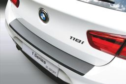 BMW 1 Series (F21 - F20) 2015-> 3 & 5-door hatchback rear bumper protector ABS (BMW81SBP)