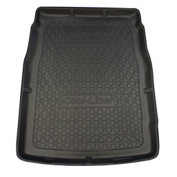 BMW 5 Series (F10) 2010- 4d trunk mat anti slip PE/TPE (BMW85STM)
