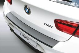 BMW 1 Series (F21 - F20) 2015-> 3 & 5-door hatchback rear bumper protector ABS (BMW91SBP)
