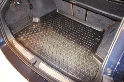 BMW 3 Series Touring (F31) 2012- trunk mat anti slip PE/TPE (BMW93STM)