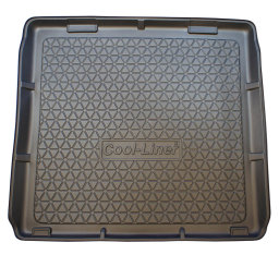 BMW 5 Series Touring (F11) 2010- trunk mat anti slip PE/TPE (BMW95STM)