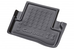 Example - Carbox car mat PE rubber - back-right - black