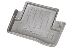 Example - Carbox car mat PE rubber - rear-right - grey