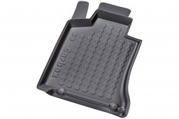 Example - Carbox car mat PE rubber - front-left - black