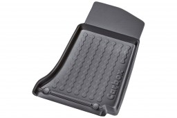 Example - Carbox car mat PE rubber - front-right - black