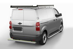 Citroën Jumpy III 2016-present side bars stainless steel brushed 64 mm (CIT1JYSI) (3)