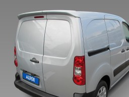 Citroën Berlingo II (B9) 2008-  roof spoiler for car model with 2 rear doors (CIT2BESU)