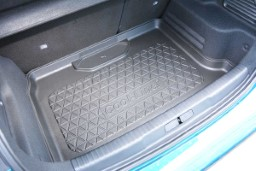 Boot mat DS3 Crossback 2018-> Cool Liner anti slip PE/TPE rubber (CIT2D3TM) (1)