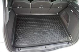 und 5-türe ab 2004 bis 10//2010 Kofferraumwanne mit Anti-Rutsch für Citroen C4 3
