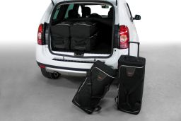 Dacia Duster 2010-heden Car-Bags set