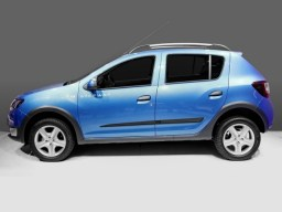 Dacia Sandero '12- 5d side protection set