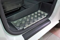 Example interior door sill diamond plate - front (EA)