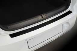 Example rear bumper protector carbon
