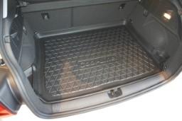 BMW X5 E70 2007-2013 Tapis de coffre en caoutchouc