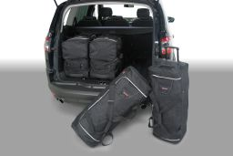 Ford S-Max I 2006-2015 Car-Bags set