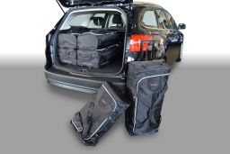 Ford Focus wagon III 2011-heden Car-Bags set