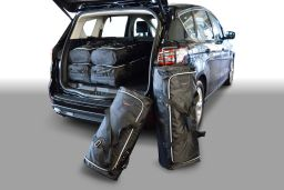 Ford S-Max II 2015-heden Car-Bags set
