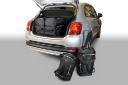 Fiat 500X 2015-heden 5d Car-Bags set