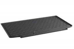 Ford B-Max 2012-2017 Gledring trunk mat anti-slip Rubbasol rubber (FOR1BMTR) (1)