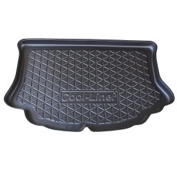 Ford Ka I 1997-2008 3d trunk mat anti slip PE/TPE (FOR1KATM)