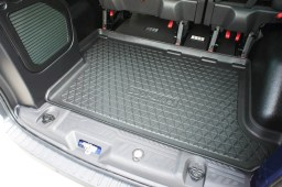 Ford Transit Custom 2012- trunk mat anti slip PE/TPE (FOR1TRTM)
