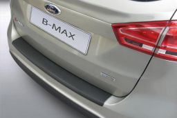 Ford B-Max 2012-> rear bumper protector ABS (FOR2BMBP)