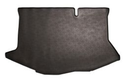 Ford Fiesta VI 2008-2017 3 & 5-door hatchback Travall trunk mat anti-slip Rubbasol rubber (FOR2FITR) (1)