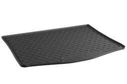 Ford Grand C-Max 2011-present Gledring trunk mat anti-slip Rubbasol rubber (FOR2GCTR) (1)