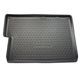 Ford Tourneo Custom 2012- trunk mat anti slip PE/TPE (FOR2TOTM)