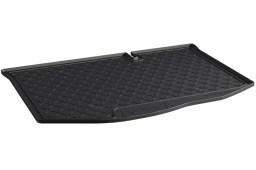 Ford Fiesta VI 2008-2017 5-door hatchback Gledring trunk mat anti-slip Rubbasol rubber (FOR3FITR) (1)