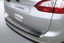 Ford Grand C-Max 2011-> rear bumper protector ABS (FOR3GCBP)