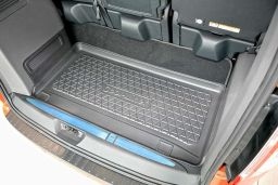 Ford Tourneo Custom 2012-present trunk mat / kofferbakmat / Kofferraumwanne / tapis de coffre (FOR3TOTM) (1)