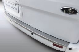 Ford Transit & Tourneo Custom 2012-> rear bumper protector ABS (FOR3TRBP)