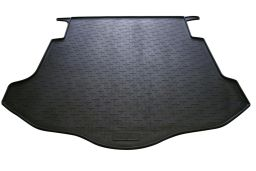 Ford Mondeo IV 2007-2014 5-door hatchback Travall trunk mat anti-slip Rubbasol rubber (FOR4MOTR) (1)