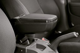 Ford Tourneo Connect 2013-> centre armrest Armster 2 Black (1)