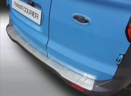 Ford Tourneo Courier 2014-> rear bumper protector ABS (FOR4TOBP)