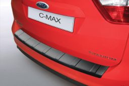 Ford C-Max II 2010-2015 rear bumper protector ABS (FOR5CMBP)