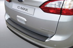 Ford Grand C-Max 2010-2015 rear bumper protector ABS (FOR5GCBP)