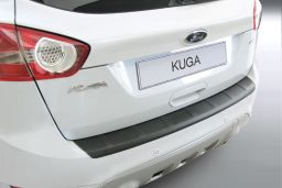 Ford Kuga I 2008-2012 rear bumper protector ABS (FOR5KUBP)