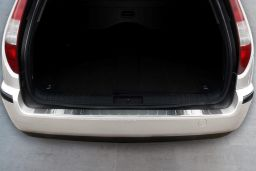 Ford Mondeo III 2000-2007 wagon rear bumper protector stainless steel (FOR5MOBP) (2)