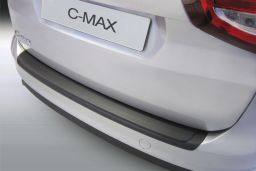 Ford C-Max II 2015-> rear bumper protector ABS (FOR6CMBP)