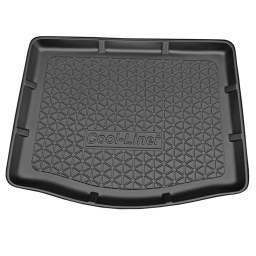 Ford Focus III 2011- 5d trunk mat anti slip PE/TPE (FOR6FOTM)