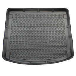 Ford Focus III 2011- wagon trunk mat anti slip PE/TPE (FOR8FOTM)